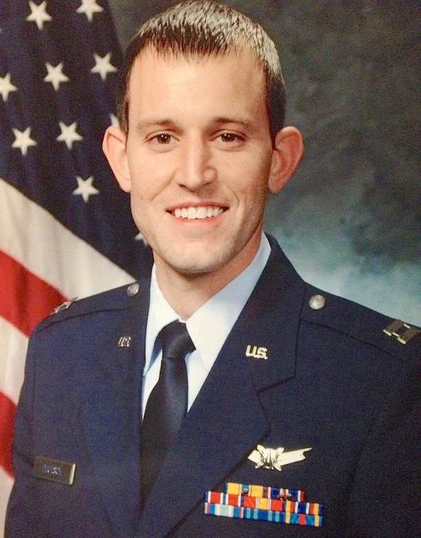 Air Force Reserve Capt. Paul Deutsch, 7th Space Operations Squadron.