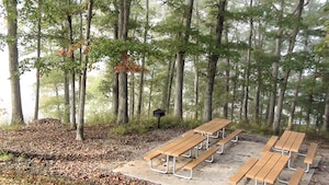 Tom Jenkins Lake Picnic Area