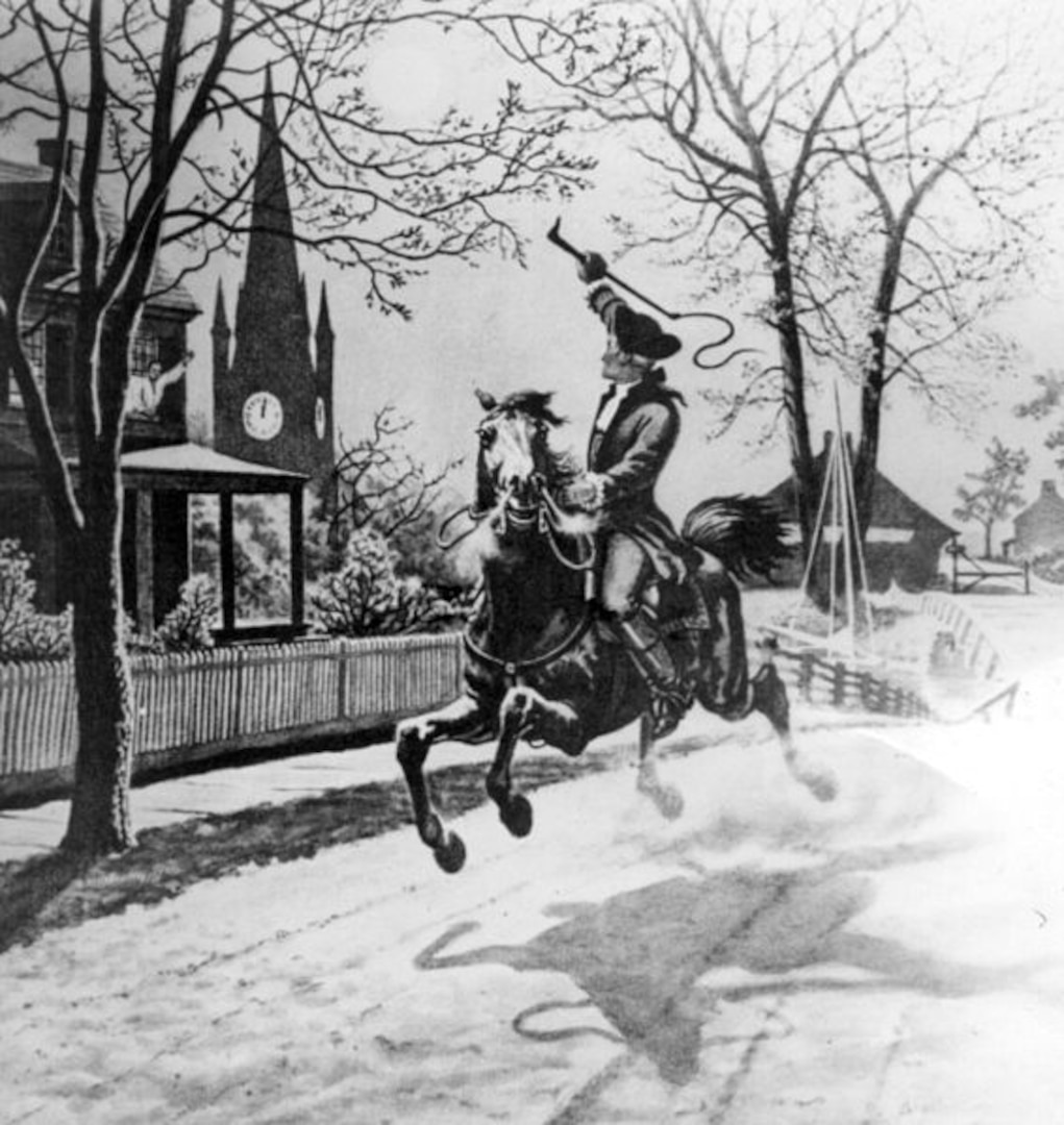 National Archives' Pictures of the Revolutionary War — Beginnings in New England, 1775-76