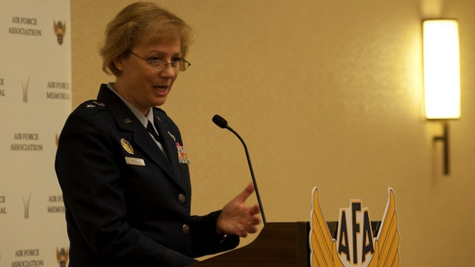 Col. Chris Worley, Air Force Technical Applications Center commander
