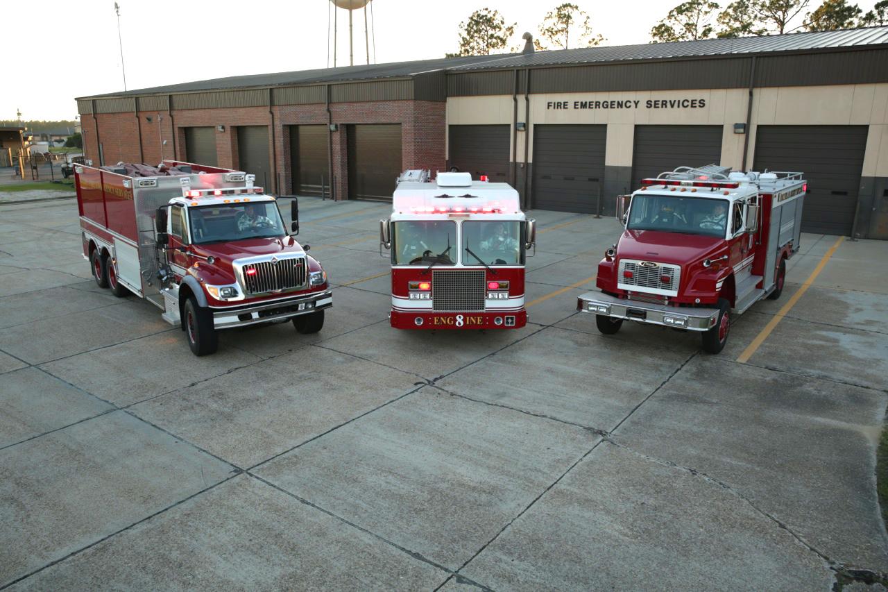 Fire Department Organizational Chart: Green fire trucks added to Air Force fleet e U.S. Air Force Civil ,Chart