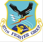 477th Fighter Group Shield
