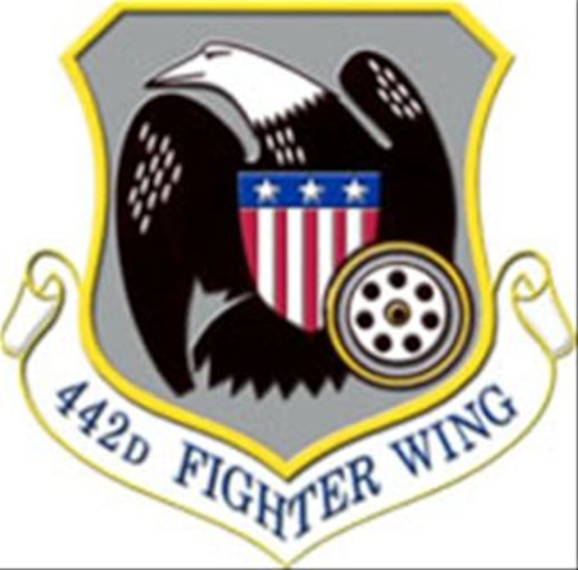 442nd Fighter Wing Shield