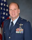 Col. David R. Robertson's official photo, taken Dec. 12, 2013. Robertson is the commander of the 513th Air Control Group.