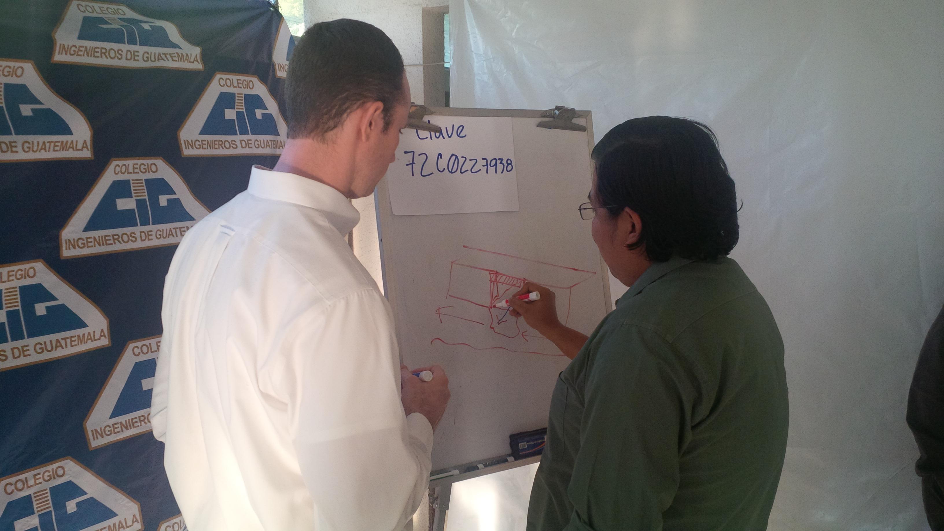 HEC Hydraulic Engineers Lead Training in Guatemala