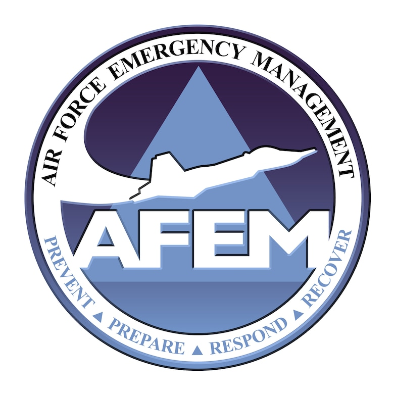 (Courtesy of Air Force Emergency Management)