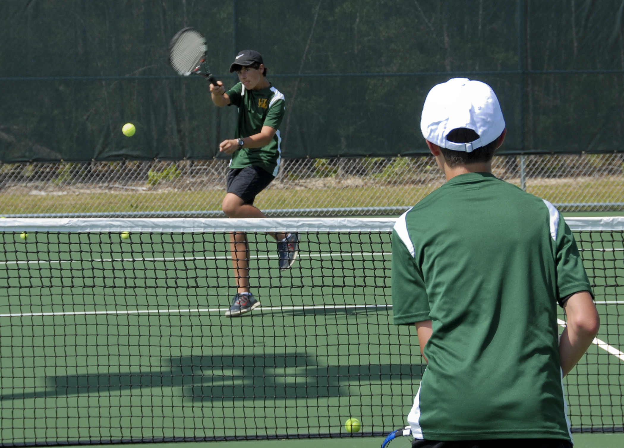 Tennis Players Thank Eglin With Free Clinics Eglin Air Force Base