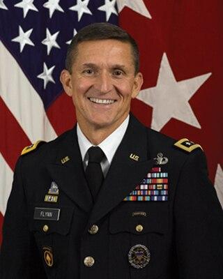 DIA Director Lt. Gen. Michael T. Flynn