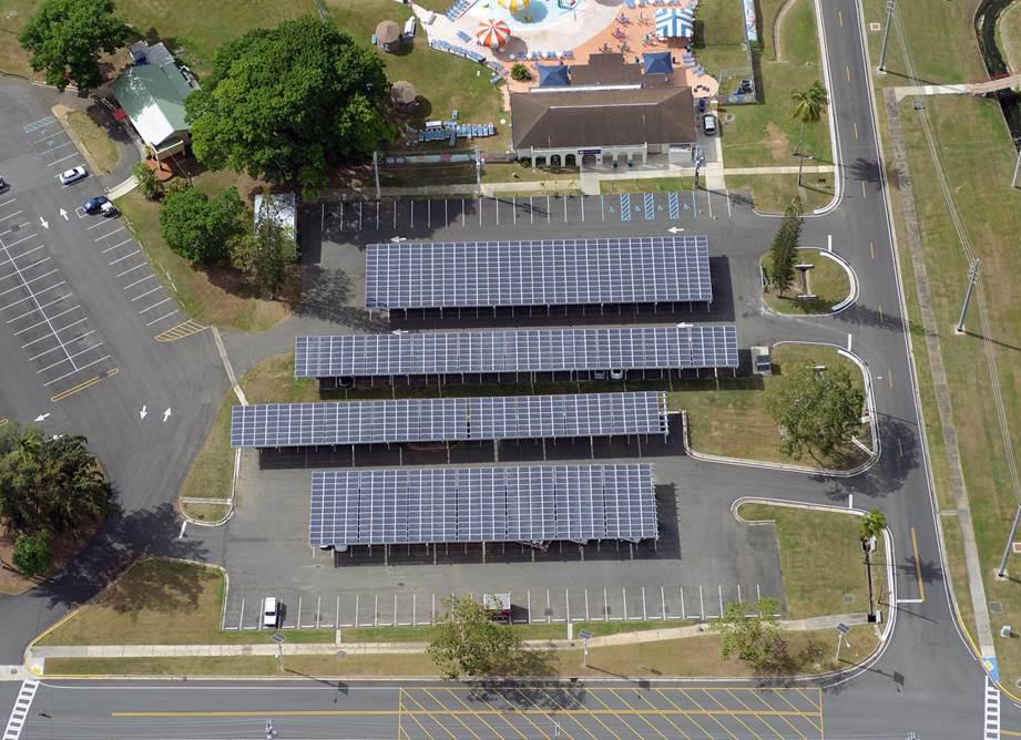Energy Savings Performance Contract Sets Fort Buchanan On