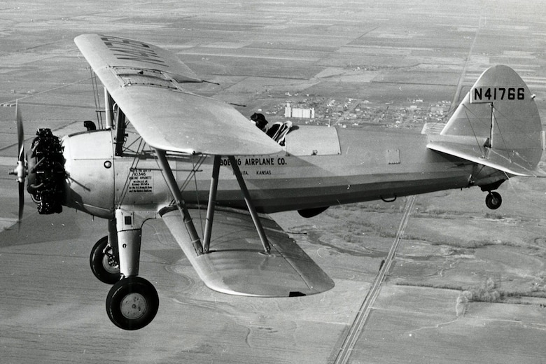 The Kaydet was a primary trainer -- the first airplane a cadet would fly. Even more importantly, this was the aircraft they would solo in before receiving their pilot wings. (U.S. Air Force photo)