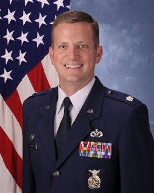 Lt. Col. Richard Martin, 325th Civil Engineer Squadron commander