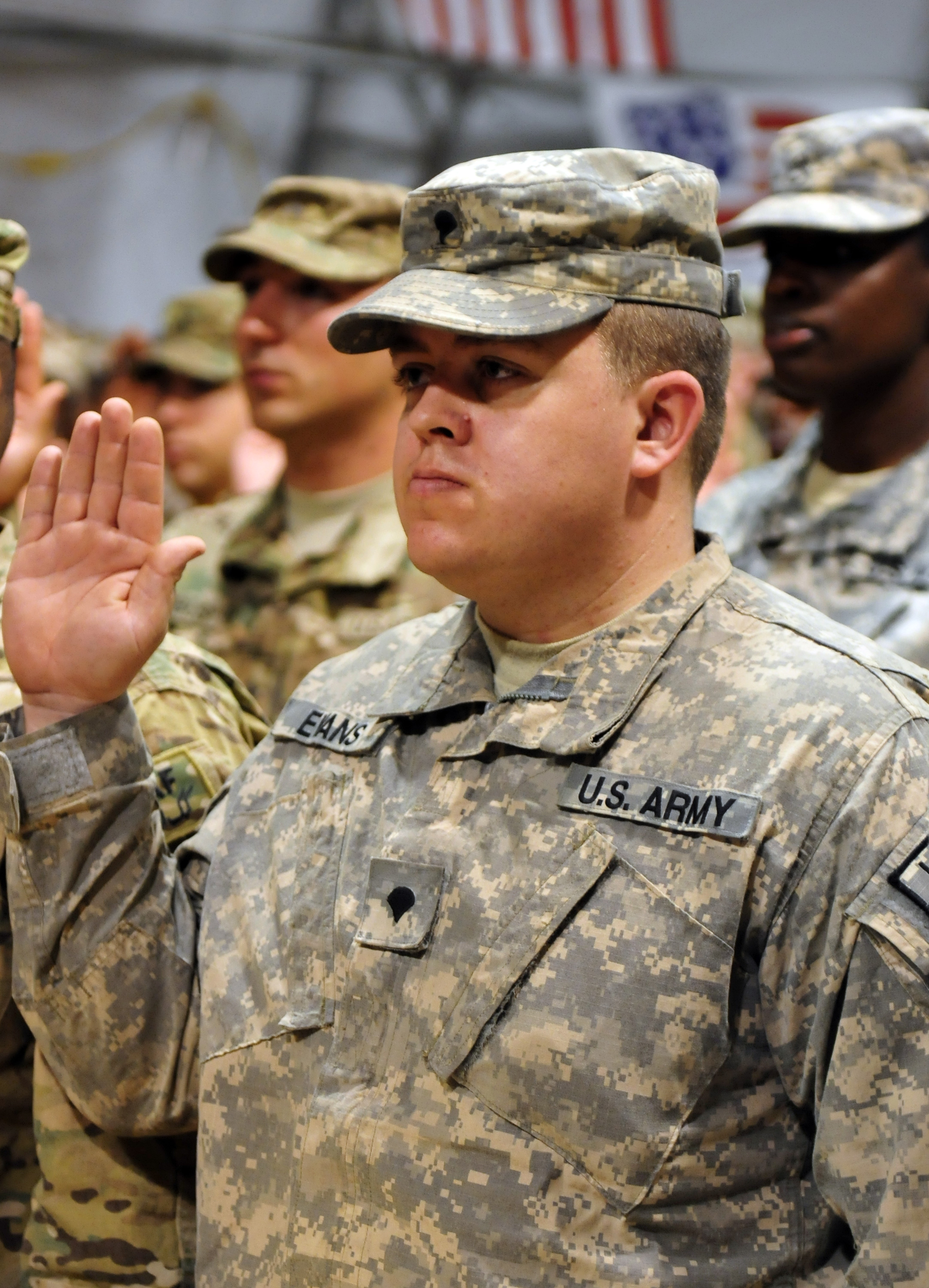 Some Soldiers need to decide whether to reenlist now