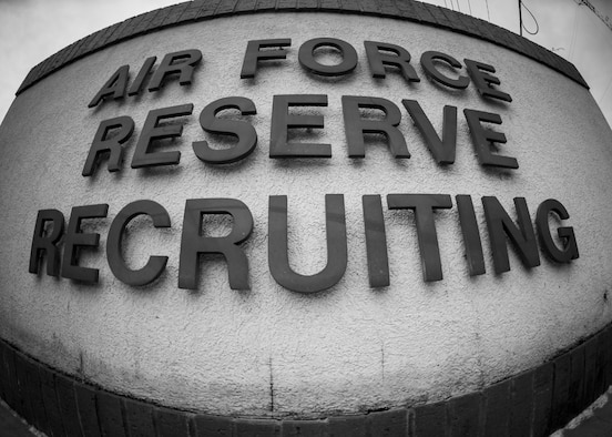 The 919th Special Operations Wing Recruiting Office is looking for new recruiters to help shape the future of the Air Force Reserve.  Those interested and have what it takes to support the Recruiting Service's mission of attracting and convincing people to serve in the Air Force Reserve should contact Senior Master Sgt. Michael Nienhaus at (850) 883-6297. (U.S. photo/Tech. Sgt. Jasmin Taylor)