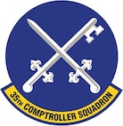 35th Comptroller Squadron (U.S. Air Force graphic)