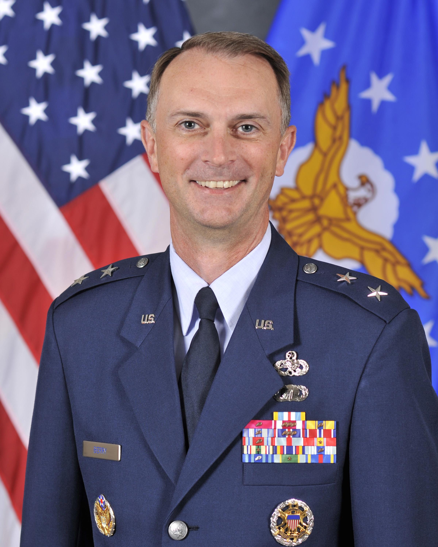 Maj. Gen. Warren D. Berry