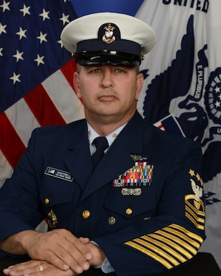 Master Chief Petty Officer of the U.S. Coast Guard