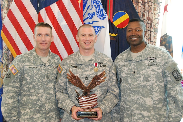 TRADOC names NCO, Soldier of the Year > Joint Base Langley