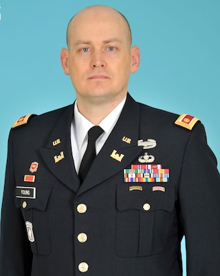 Major Daniel R. Young is the Deputy Commander of the Tulsa District, U.S. Army Corps of Engineers.