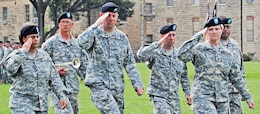 IACH change of command ceremony July 16 at Cavalry Parade Field.
