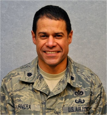 Air Force Lt. Col. Jose Rivera, former U.S. Army Corps of Engineers, Middle East District Military Deputy for Programs and Project Management, was recently named as one of the Great Minds in STEM 2014 Military and Civilian Heroes.