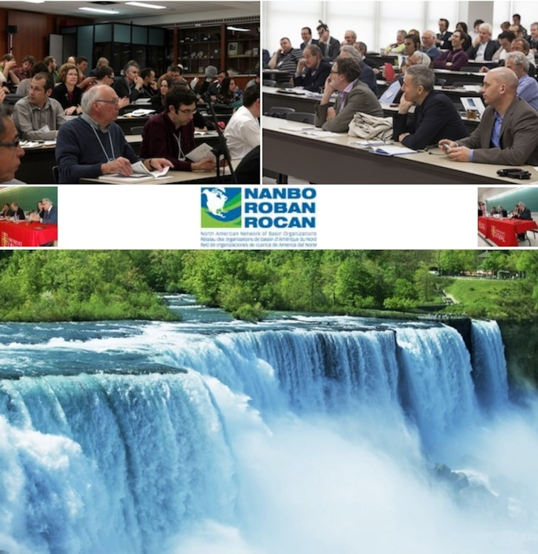 USACE's Institute for Water Resources (IWR) and its International Center for Integrated Water Resources Management (ICIWaRM) participated in the  the International Symposium on Integrated Water Resources Management (IWRM), which was held in conjunction with the annual general assembly meeting of the North American Network of Basin Organizations (NANBO) at the Université Laval in Quebec City, Quebec,  7-9 May 2014.