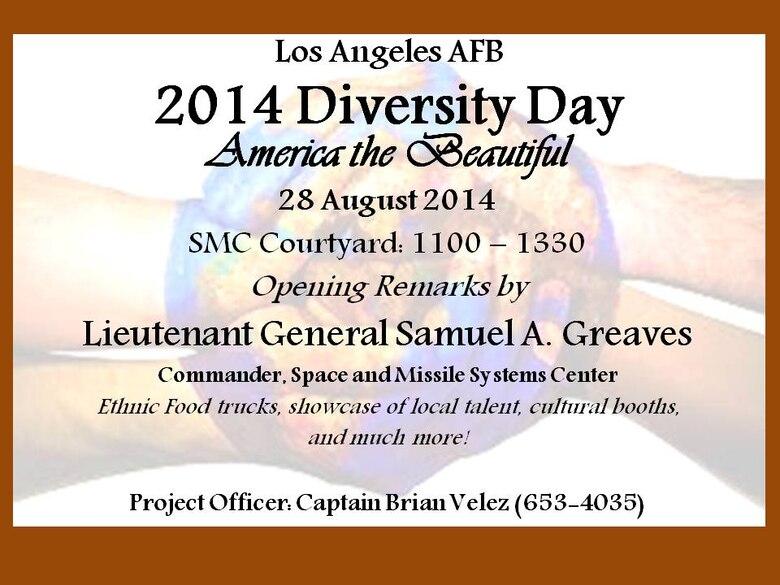 LAAFB 2014 Diversity Day