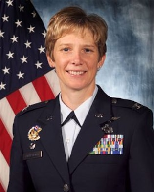 Colonel Leah G. Lauderback is the Commander of the National Air and Space Intelligence Center (NASIC)