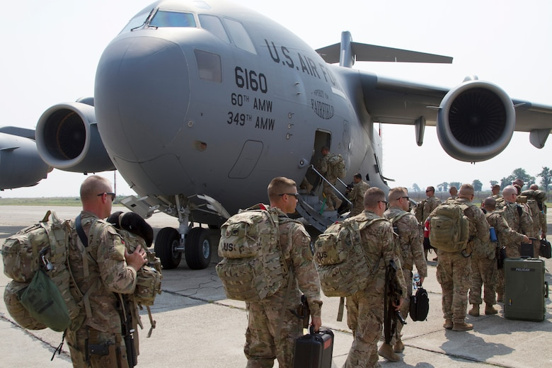 romania air base replaces transit center manas u s air force