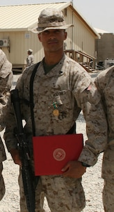 New Jersey Marine accounts for millions during Afghanistan drawdown