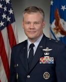 Official Photo-  Brig Gen Thomas Gibson  (U.S. Air Force Photo by Michael J Pausic)