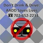 Airmen Against Drunk Driving operates from 11 p.m. to 4 a.m. on Friday and Saturday nights. All calls are anonymous and there is no charge to use the service. Although AADD seems like a convenient service to use, it is not a cab service and should not be treated as such. AADD is a last resort, not a plan. (Courtesy Illustration)