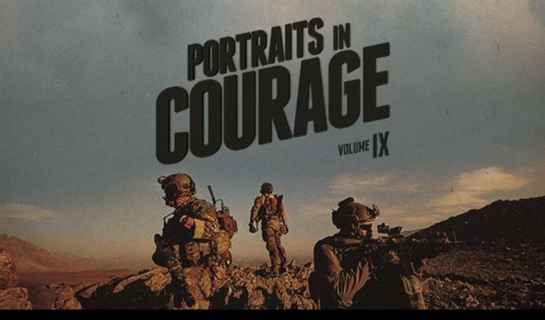 Nominations are being accepted and reviewed for inclusion in Portraits in Courage, Vol. IX, now through Oct. 13.