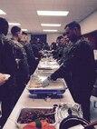MCESG HQ celebrating Thanksgiving