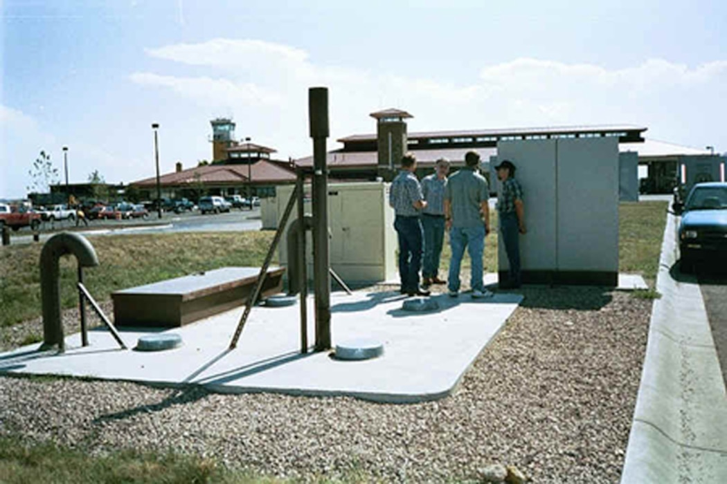 At this Air Force site, a Remediation System Evaluation, called RSE, conducted by the Environmental and Munitions Center of Expertise, reduced the annual operation and maintenance costs by 20 to 30 percent.
