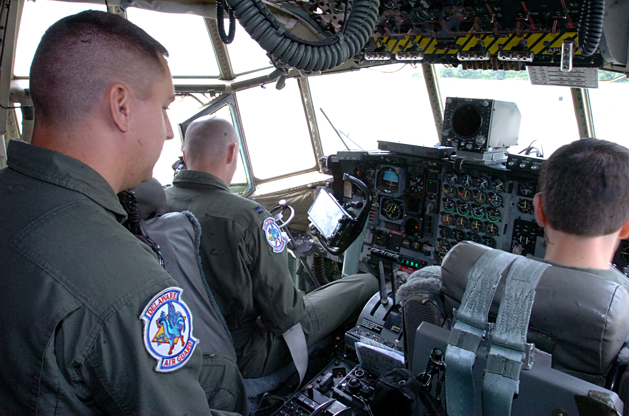 Becoming A C 130 Hercules Flight Engineer Or Loadmaster In The Delaware Air National Guard 166th Airlift Wing Display