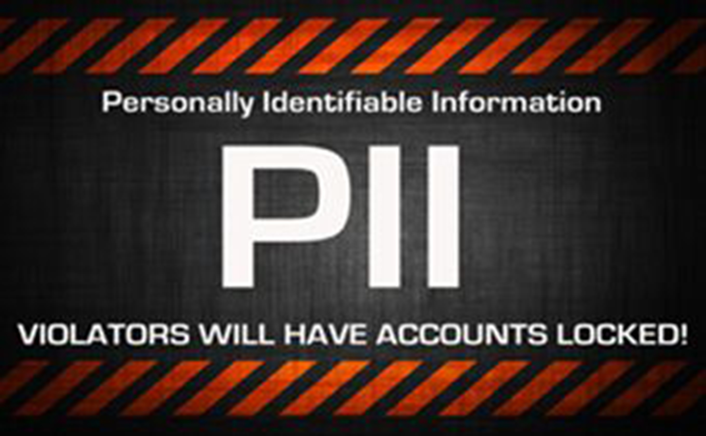 personally identifiable information Policy for detection of sensitive private information, whose loss may damage the privacy or the reputation of the pertained person or expose the person to potential.