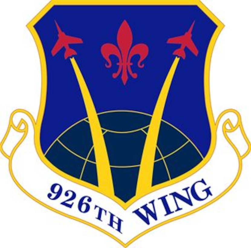 926th Wing patch