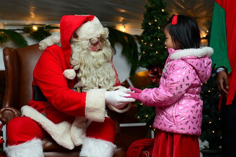 Fort Eustis Celebrates 59th Annual Christmas Tree Lighting