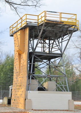 High Angle with Rope Rescue Training available for training with equipment and ropes provided.