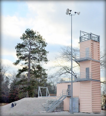 USAR trainer offers a multitude of challenges to enhance fire rescue training every time. A 40ft tower leaves 4 levels for separate training. Challenges include windows, hatches, ladders, stairs and simulated flooring. Repel off the top of the 40ft tower or take the tunnel either 24in or 36 inches to shape up on confined space rescue training.