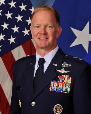 Major General J Marcus Hicks Gt U S Air Force Gt Biography