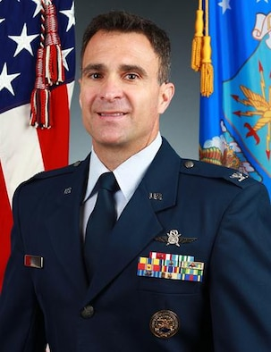Col. Nicholas A Volpe is the Director of Communications, Headquarters Air Education and Training Command, Joint Base San Antonio-Randolph, Texas.