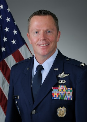 Col. Peter F. Davey is the Inspector General, Headquarters Air Education and Training Command, Joint Base San Antonio-Randolph, Texas.