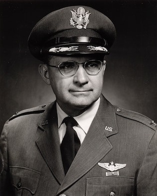 December 10, 2014 marks the 60th anniversary of Col. John P. Stapp's record-breaking experiment at the Holloman High Speed Test Track. Stapp died at his home in Alamogordo, N.M. in 1999, but his findings continue to help the team at the test track perform and continue to be the world's best rocket sled test team. (Courtesy Photo)