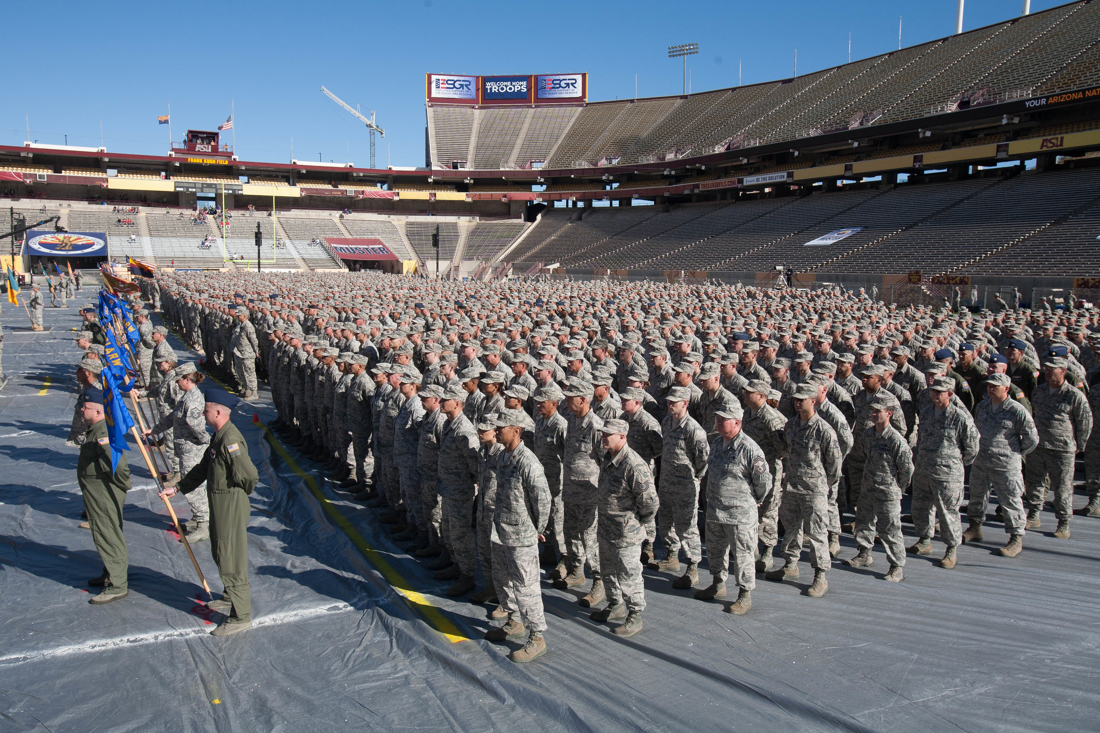 Guard Muster brings Arizona together > Davis-Monthan Air Force ...