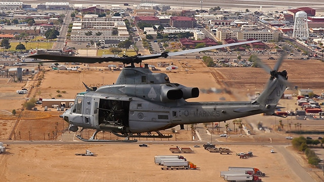 Mission Ready HMLA 267 Hones In At MCAS Yuma The Official United States
