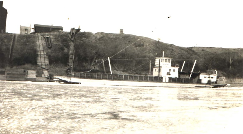 Matthew Beeks worked on riverboats along the Missouri River until river traffic ended in 1926. Afterward, he worked at the Ottertail Power Plant in Washburn, N.D. until he retired in 1954. (Photos are property of the Beeks family and may not be reused without consent.)