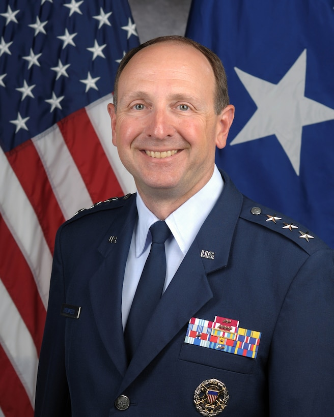 Lt. Gen. Bruce Litchfield, AFSC Commander