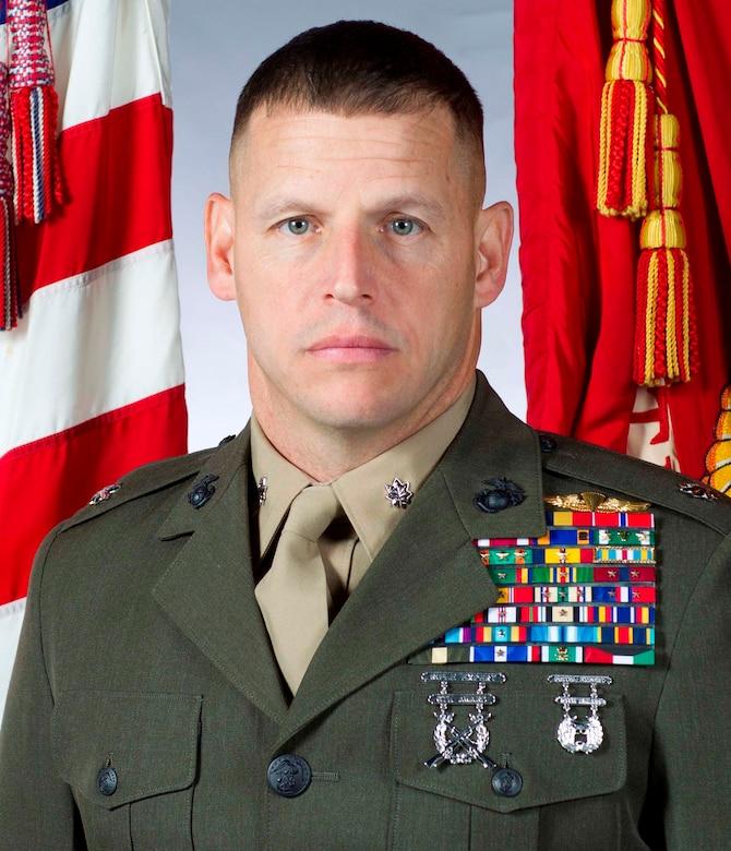 LtCol David J. Hart
