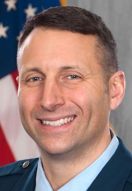Lt. Col. William Maher, 71st Student Squadron commander